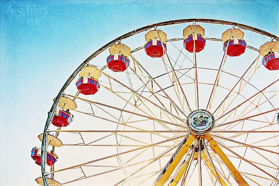 Vintage Ferris Wheel RS