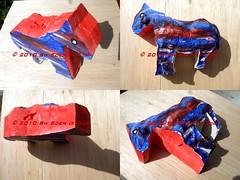 ม้าสีหมอก ออกแบบโดย สว อิเฎล