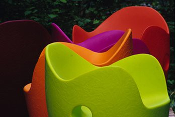 Современный креативный дизайн стулья
