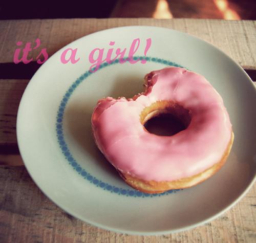 It's a Girl!!