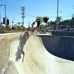 Blunt 180 Out (antix818) Tags: street 120 san skateboarding kodak pedro bronica 100 mighty vivitar channel ektar fuckery 285hv sqam