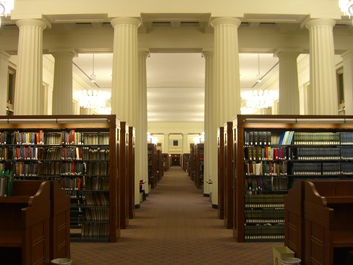 Library @ Harvard School of Law