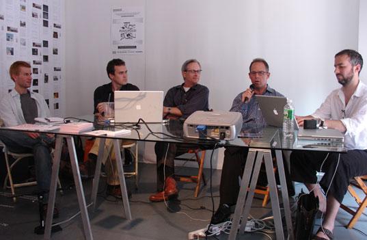 Design Observer panel