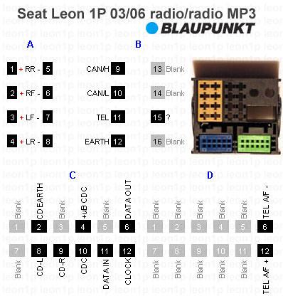 seat ibiza mk5 radio wiring diagram: fitting a subwoofer in a leon mk2 -  seat