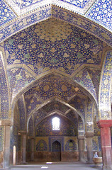 Horror vacui, Mesquita del Xa, Isfahan (Sebastià Giralt) Tags: architecture arquitectura iran mosque mezquita xa sha esfahan islamic isfahan imam iman mesquita islamico sah imammosque shahmosque mesquitadelxa mezquitadelsah mesquitadelimam mezquitadeliman