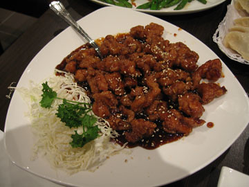 Photo by Kancil:  General Tso Chicken @ Asian Legend