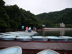 三島湖は高島桟橋