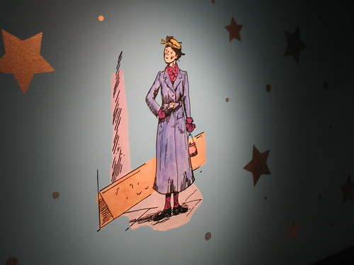 Macy's Christmas Display 2006: Mary Poppins