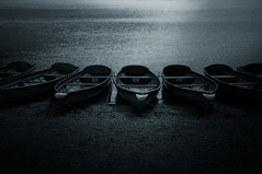 Boats - by Monster.