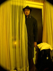 Raincoat (jeferonix) Tags: puerto raincoat montt