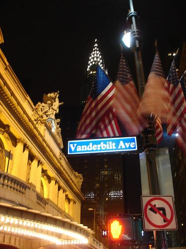 Vanderbilt Ave.