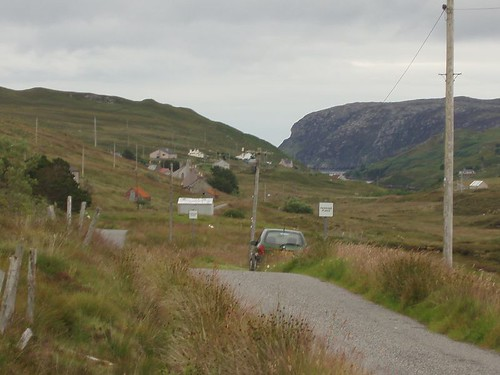 Gravir, South Lochs