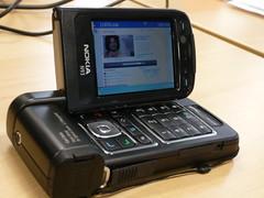 11870 en un Nokia N93