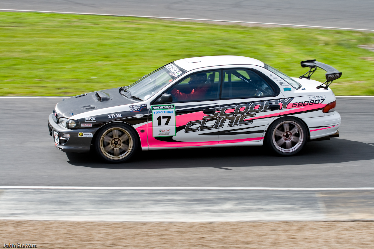 Zen Performance Win Time Attack Round At Knockhill Now
