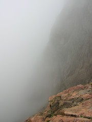 East Divide Cliff Clouds