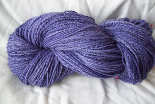 FA merino - blues - skein