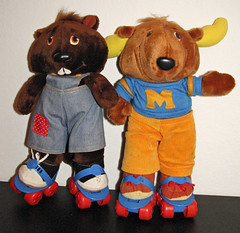 Get-Along Gang Plushes (sciencensorcery) Tags: toys plush 80s eighties getalonggang