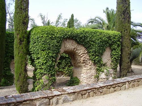 Clepsidra en el Palacio de Galiana