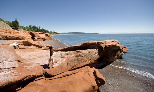 Cape Chignecto by Mr. Hermit, on Flickr