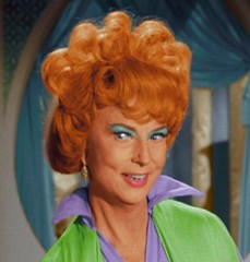 Endora the charmer (twitchery) Tags: halloween television tv 60s comedy witch magic 70s abc samantha witchcraft tabitha darrin supernatural sitcom bewitched endora sorcery erinmurphy elizabethmontgomery agnesmoorehead dickyork