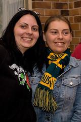 Sarah and Bindy