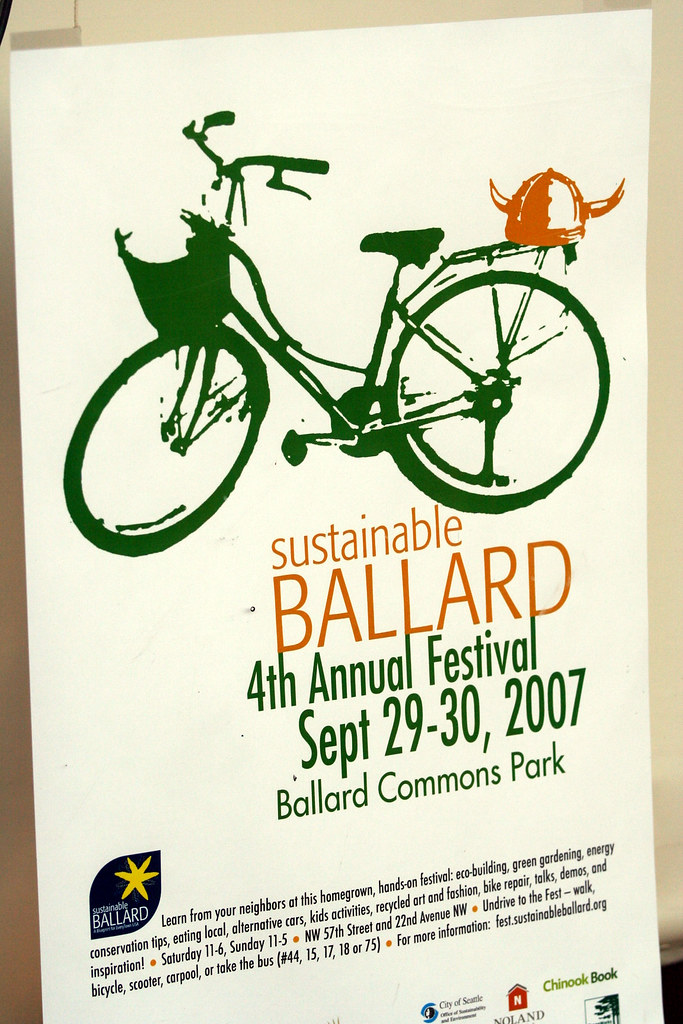 Sustainable Ballard Sept. 29-30