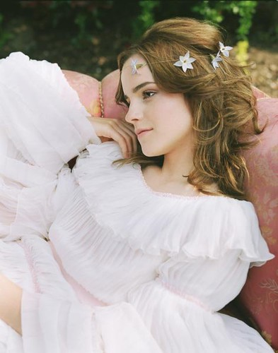 Emma Watson princesa