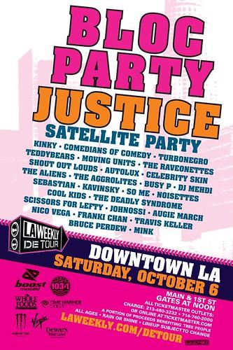 LA Weekly Detour Festival