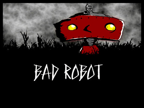 Bad Robot Productions home page