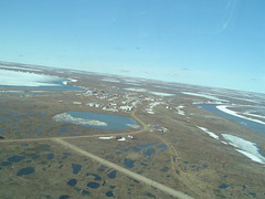 Atqasuk-June Aerial View