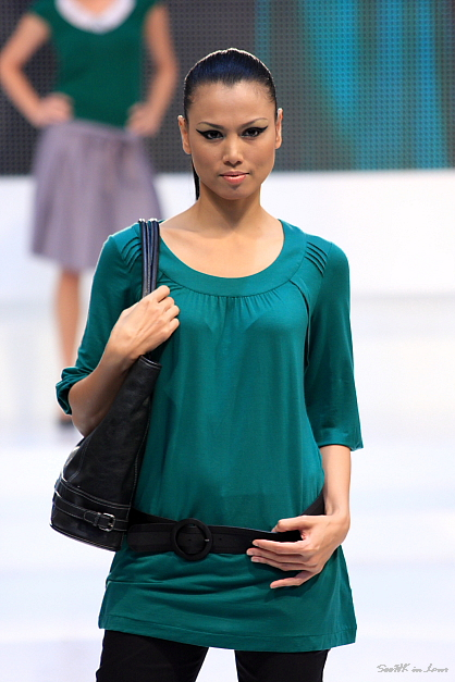 Pose @ Runway of Inspiration, Pavilion KL