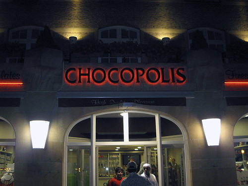 chocolate (Bruselas)