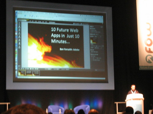 Adobe - 10 Future Web Apps in Just 10 Minutes..