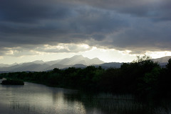Atardecer en la Albufera (Diego Marín Falcó) Tags: paisajes naturaleza sunsets atardeceres mallorca albufera pentaxk10d