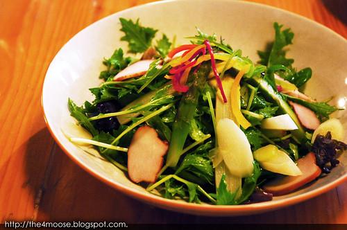 District 10 Bistro Wine Bar - Salad