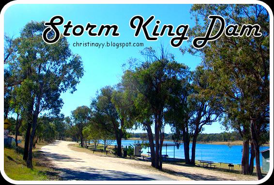Stanthorpe: Storm King Dam