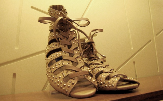 Gladiator shoes 2