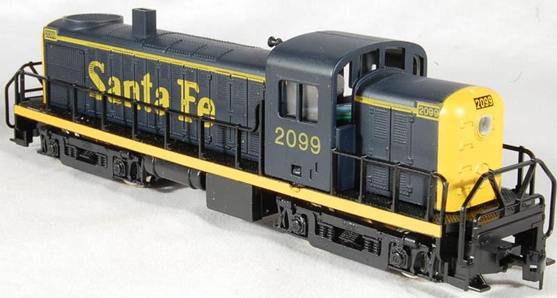 Santa Fe RS-2