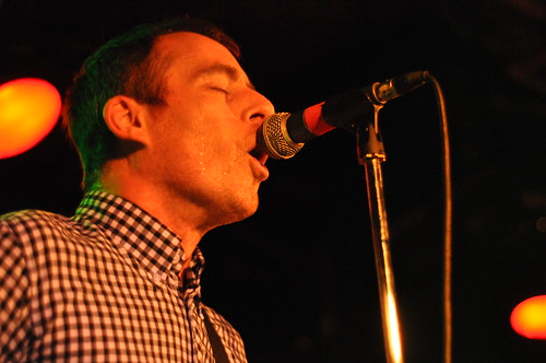 Ted Leo & The Pharmacists at Zaphod Beeblebrox