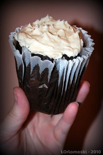 A King Cupcake