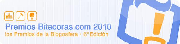 Premios Bitácoras 2010