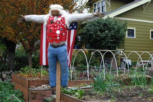Wallingford Scarecrow