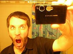 6.1.2007 (Gorn Ornatus) Tags: portrait haircut me self hair whathaveidone 365days dailyselfportrait