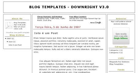 DownRight V3.0