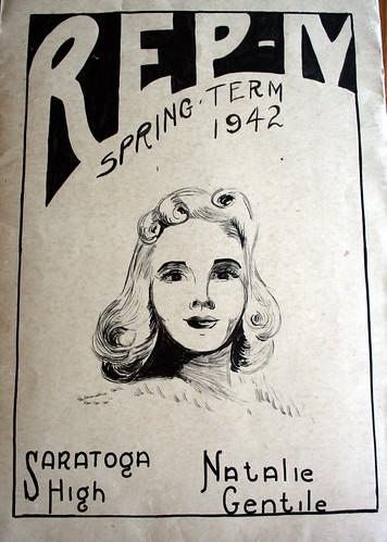 Rep-M, Spring Term 1942, Lady Face