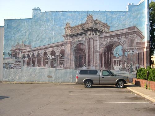 Mural on High Street