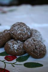 チョコクラッククッキー