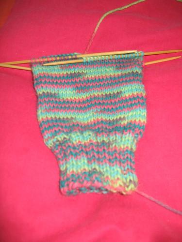 Lovebird socks 2
