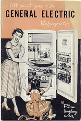 Plus Tempting Recipes! (Cowtools) Tags: vintage ephemera illo booklet recipes manual appliance