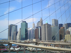 downtown manhattan - july 2007